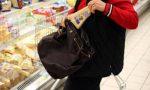 Ruba al supermercato: 27enne fermato con 400 euro di refurtiva