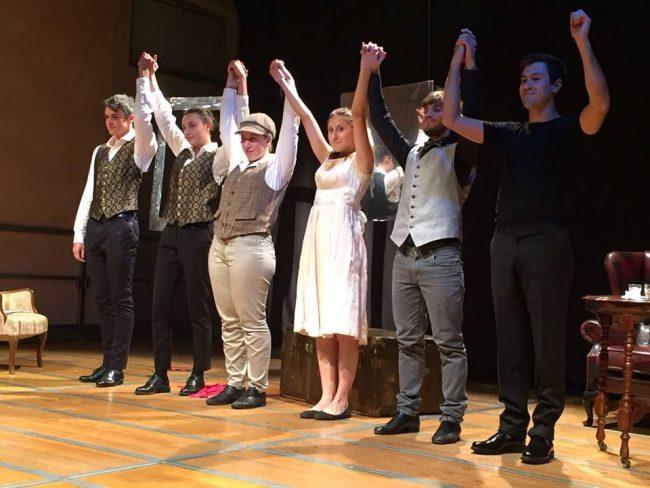 Il Teatro Caramella presenta uno spettacolo intrigante