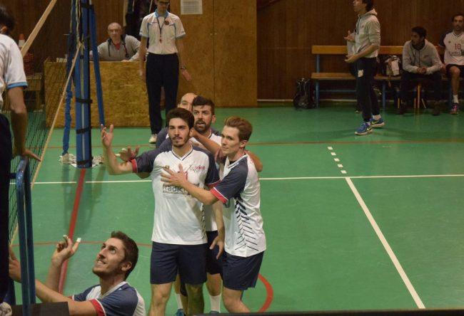 Dura sconfitta per il Team Volley Cazzago