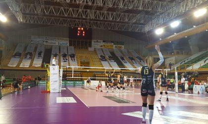 Brescia-Busto: il Covid ferma la gara di volley femminile