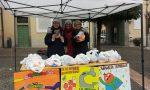 Varisco vende le arance della salute a Chiari