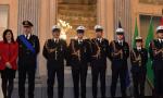 Assessore Bordonali premia gli agenti Sul podio anche i bresciani