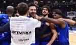 Milano perde la Germani Brescia capolista solitaria