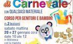 Creazione maschere di Carnevale a Calvisano