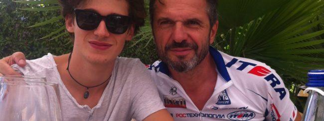 Lasciami volare incontro con papà Gianpietro