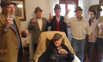 Addio a nonna Domenica, salodiana di 104 anni