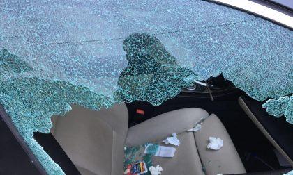 Auto vandalizzate e furti nella notte a San Pancrazio