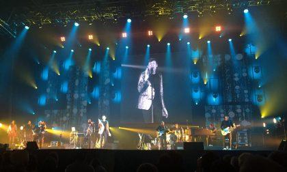 Grande successo per il concerto di Gianni Morandi a Montichiari