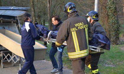 Trovato cadavere a Palazzolo: è giallo Arriva il Sis di Brescia FOTO e VIDEO