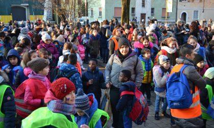 Piedibus: a Travagliato si va a scuola a piedi