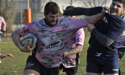 Non si sblocca il Micro-B Rugby del Chiese contro il Rovato