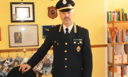 Arrivederci comandante, il saluto di Roberto Soggiu alla comunità di Calcinato