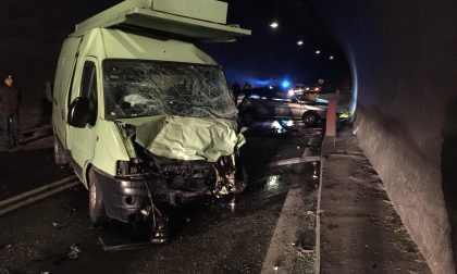 Incidente mortale in galleria Iseo: perde la vita un 19enne di Paratico