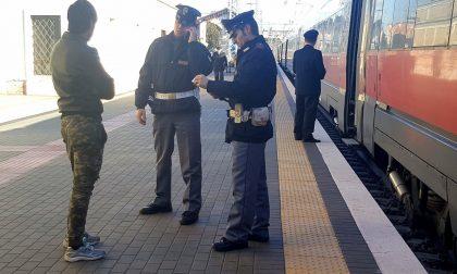 Ladro rincorso dai passanti e arrestato dalla Polizia ferroviaria