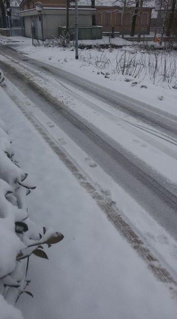 piani neve