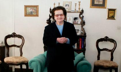 107 anni compiuti ieri, Maria Salini è una delle donne più longeve della provincia