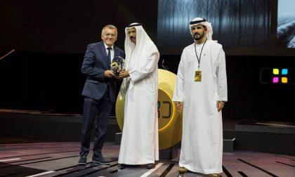 Sberna eccellenza nel mondo, premiati a Dubai gli scatti del castenedolese