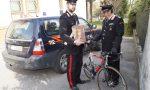 Ladro in bicicletta, bloccato e denunciato 47enne
