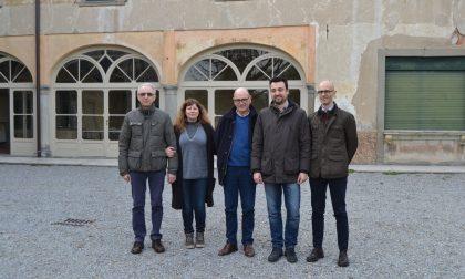 Restauro villa Contributo da 200mila euro per la Cicogna Rampana