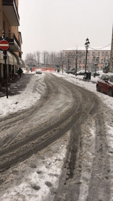 Piani neve a confronto tra montichiari e carpenedolo for Piani di washington