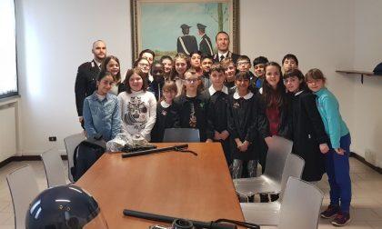 Studenti in caserma per imparare la cultura della legalità
