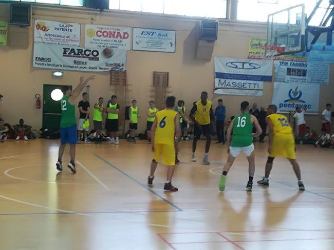 basket chiari Brian Sacchetti