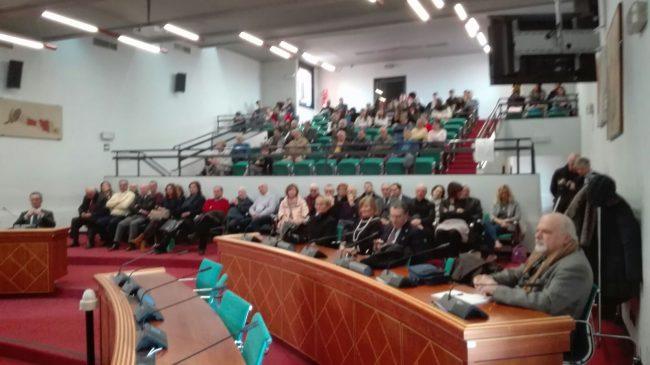 Conferenza MOntichiari su Mario Pedini