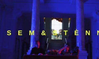 Villa Mazzotti location del nuovo video di Sem&Stenn