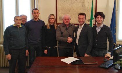 Alpini e Comune, firmata la convenzione a Travagliato