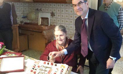 Cent'anni di emozioni, tanti i nonni che toccano e superano le tre cifre