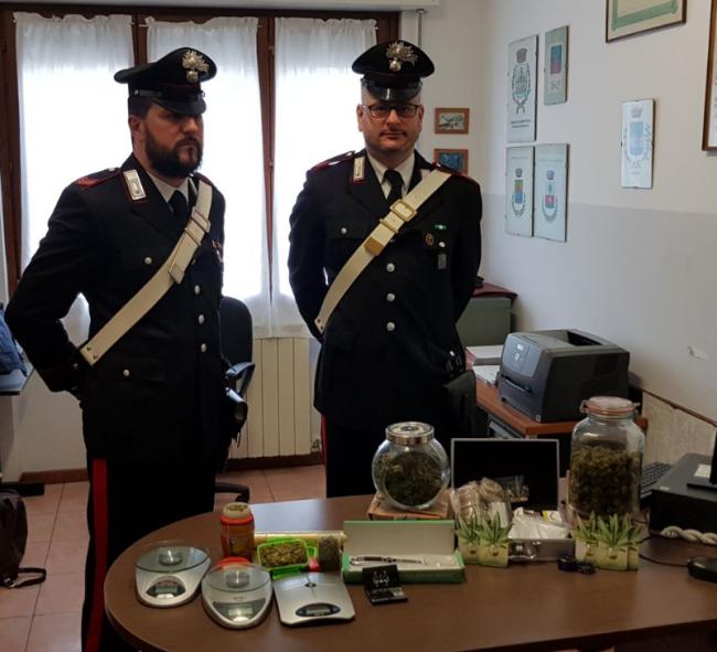 carabinieri di trenzano