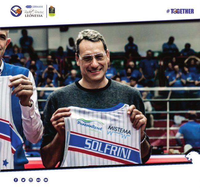 Basket: improvviso malore, morto all'età di 60 anni Marco Solfrini
