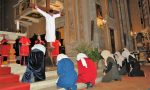 Via crucis vivente in chiesa a Erbusco