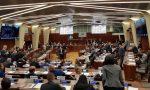 Primo Consiglio regionale in Lombardia: nuovo presidente dell'assise Fermi
