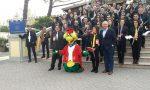 Il corpo bandistico gabianese ha inaugurato la stagione a Gardaland
