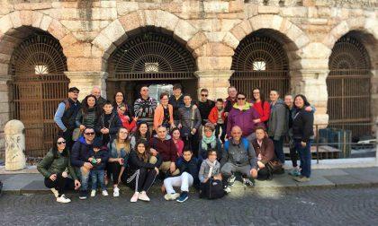 Pasquetta a Verona con il Cg2000 di Chiari