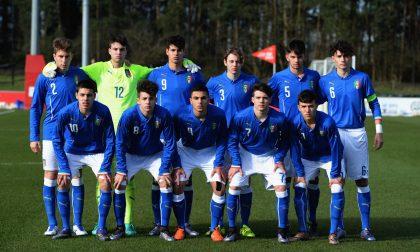 La Nazionale Under16 si allena a Castenedolo
