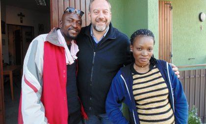 Dalla Nigeria a Paratico per sfuggire al massacro