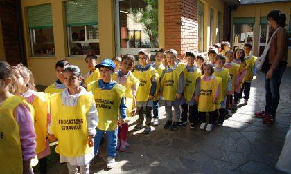 Educazione stradale alla scuola Rovato centro