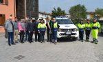 Due nuovi mezzi inaugurati a Cazzago San Martino