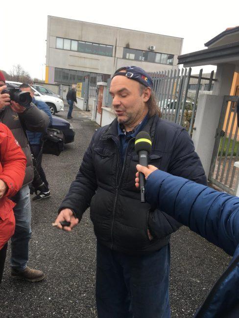 Gianpietro Strada titolare azienda omicidio Flero