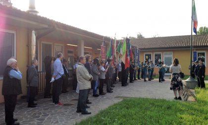 Festa della Liberazione Cerimonia in 9 tappe a Castenedolo