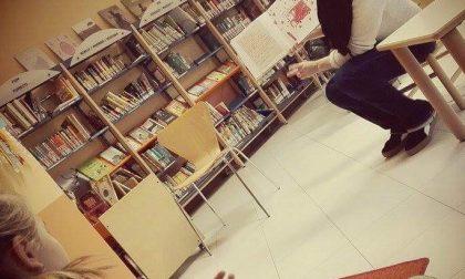 Letture condivise in biblioteca a cura dei volontari