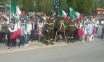 Festa della Liberazione Tanti studenti ricordano la Resistenza
