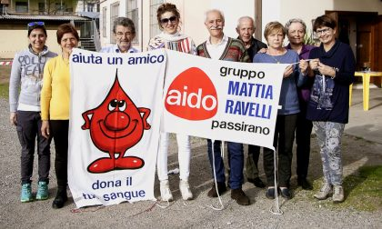 Un weekend di solidarietà con Avis e Aido di Passirano
