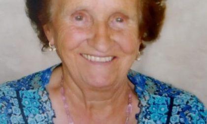 Cossirano piange nonna Paolina Lupatini