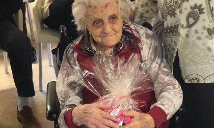 102 anni per Nonna Maria, festeggiata a Palazzolo