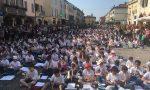 Flauti in piazza a Orzinuovi: sono in 1600