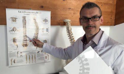 Mal di schiena nell'anziano, sintomi e cura