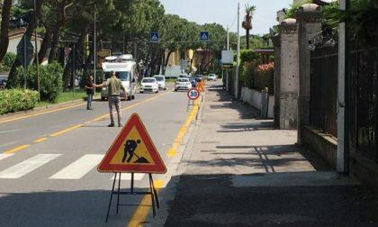 Opere per 1 milione e 100 mila euro a Desenzano